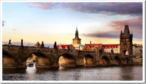 1 день в Праге: левый берег