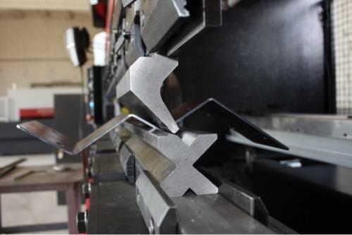 Оборудование для гибки листового металла