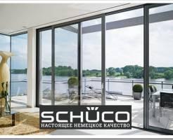 Окна Schuco в загородных домах: тепло, надежность и красота
