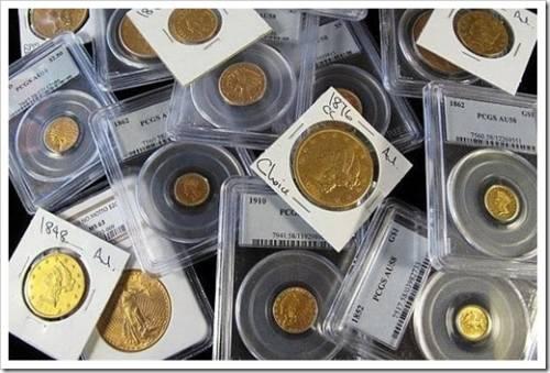 Инвестирование в ценные металлы