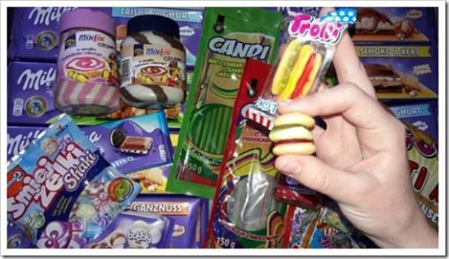 Польские сладости