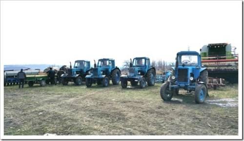 Правила техники безопасности при работе на тракторе