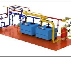Производство и проектирование промышленных котельных и тепловых пунктов