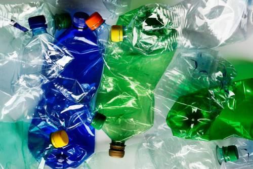Как сдать пластиковые бутылки
