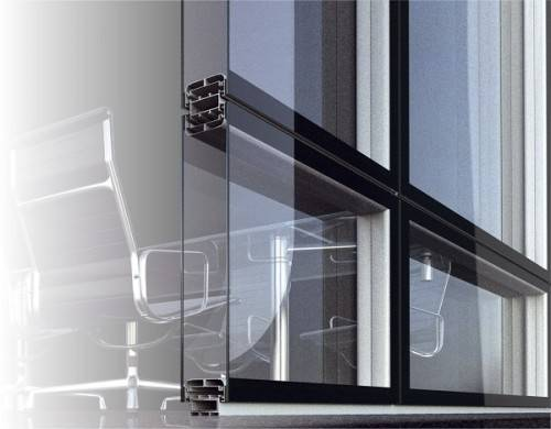 Чем хороши алюминиевые окна
