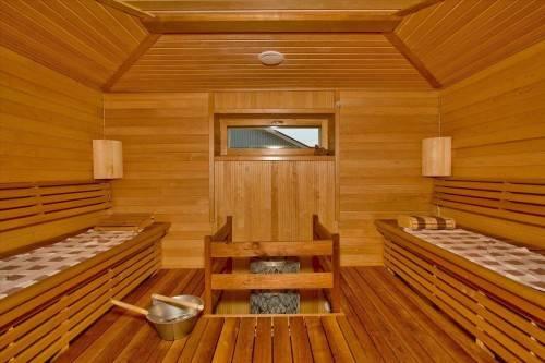 Как сделать отделку в бане