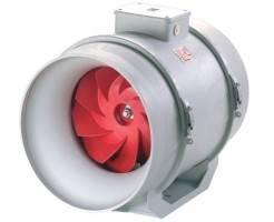 Что такое канальный вентилятор