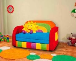 Как сделать детский диван