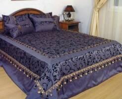 Как выбрать размер покрывала на кровать