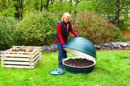 Как выбрать компостер для дачи