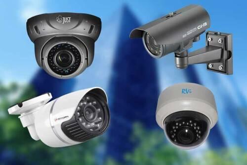 Как выбрать IP камеру