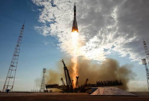 Максим Поляков готовится к запуску первой частной ракеты в Украине