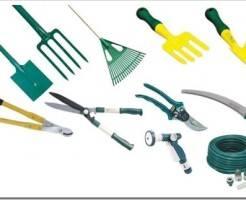 Какие бывают садовые инструменты