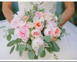 Пионовидные розы: как сделать красивый букет и как долго они стоят?