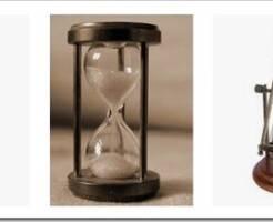 Развитие методов измерения времени
