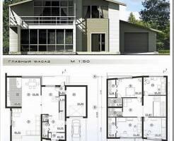 Что входит в проект частного дома и где его найти