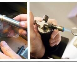 Как уменьшить размер серебряного кольца
