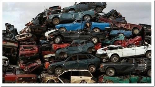 Различные способы утилизации автомобиля