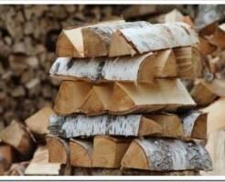 Какие дрова лучше: береза или ольха