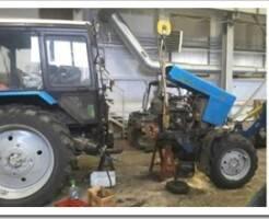 Как заменить подшипник на тракторе?