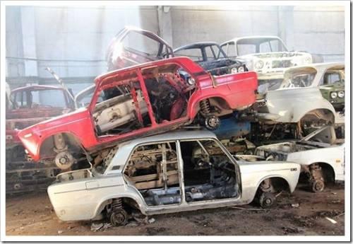 Утилизация автомобиля: что потребуется?