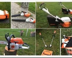Обзор садовых инструментов Stihl