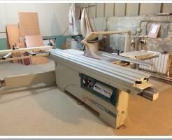 Виды оборудования для деревообработки и производства мебели