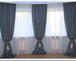 Советы как выбрать шторы в гостиную
