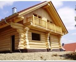 Дома ручной рубки - что это и их характеристики.