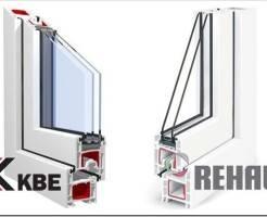 Какие пластиковые окна выбрать - Рехау или КБЕ