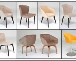 Какие бывают дизайнерские стулья и как выбрать