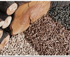 Как производят пеллеты (топливные брикеты)