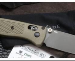 Виды складных ножей Benchmade и как выбрать
