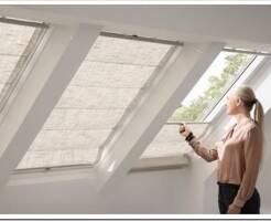 Рулонные шторы для мансарды - особенности и как выбрать