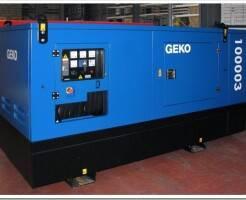Виды электростанций Geko и их характеристики