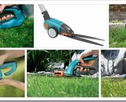 Как выбрать садовые ножницы для травы