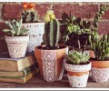 Как украсить кашпо с цветами: различные способы декорирования и расширения функционала