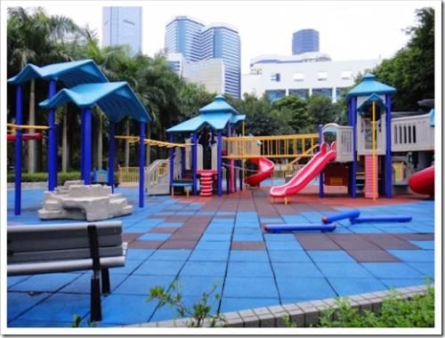 Самые популярные элементы детских площадок