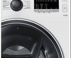 Стиральная машина Samsung WW60K40G00W - обзор характеристик