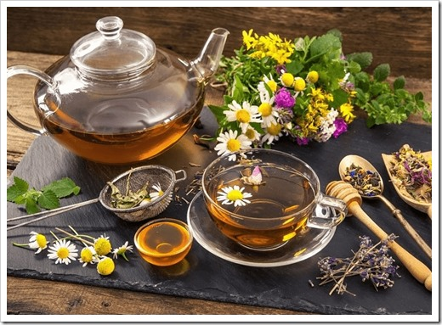 Травяной чай: как употреблять его с умом