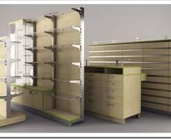 Отличия готового торгового оборудования от модульных систем