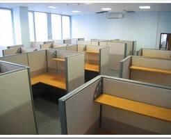 Какие есть виды офисных перегородок и особенности их монтажа