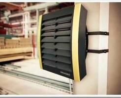 Как подобрать тепловентилятор по объему помещения