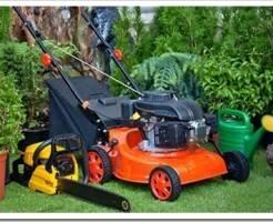 Какие есть виды садовой техники и советы по выбору