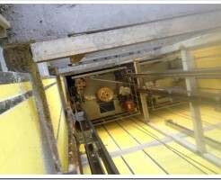 Технология монтажа пассажирских лифтов