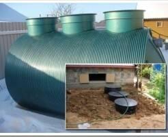Системы локальной канализации частного дома - виды и какую выбрать