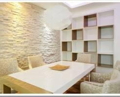 Виды отделочных материалов для стен внутри дома