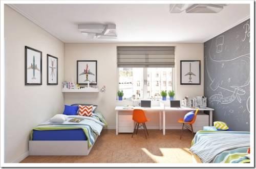 Освещение и цветовая палитра комнаты