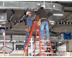Технология монтажа инженерных систем зданий