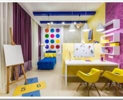 Как сделать ремонт квартиры в детской комнате?